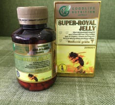 Sữa ong chúa SUPER-ROYAL JELLY 550mg